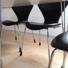 Stolesokker til Arne Jacobsen stole