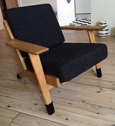 Stolesokker til Wegner lænestol